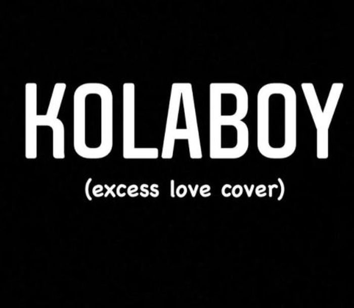 [Music] Kolaboy – Excess Love (Mercy Chinwe's Cover) Free Mp3 Download