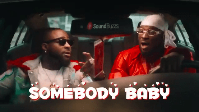 Stream & Download Video: Peruzzi – Somebody Baby ft Davido