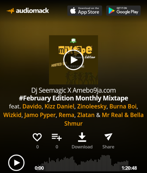 Simple Ways To Download Audiomac Songs From Amebo9ja Directly To Your Phone