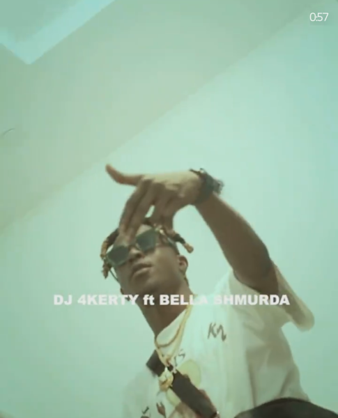 DJ4kerty – Majo Ft. Bella Shmurda