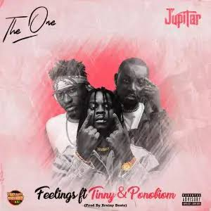 Jupitar – Feelings ft Tinny x Yaa Pono