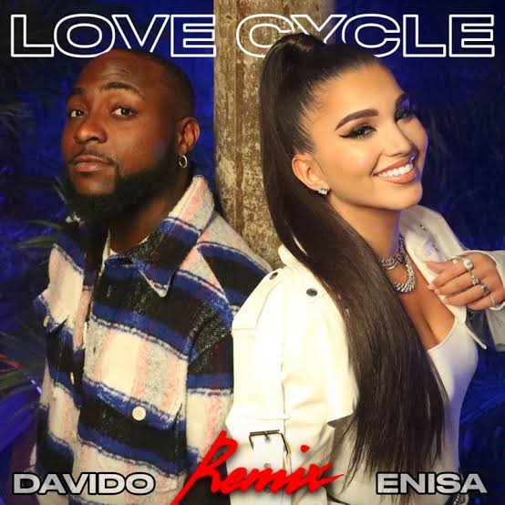 [Music] Enisa – Love Cycle (Remix) ft. Davido