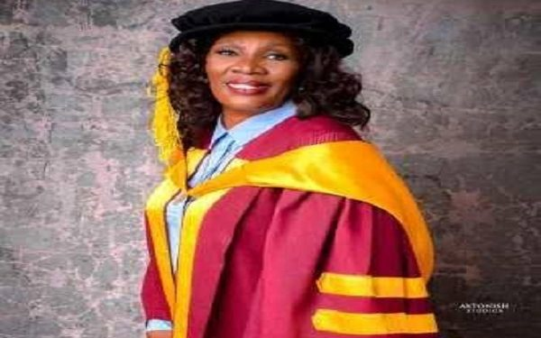 Meet FUTO's First Female VC Prof Nnenna Oti