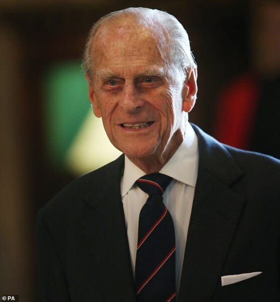 Prince Philip To Join Late Kings And Queens In A 200-Year-Old Iron Vault