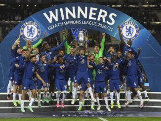 Chelsea Defeats Manchester City 1-0 to win Champions League title