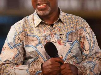 Burying The Late Pastor Joshua Within The Church Was A Big Mistake (Read Full)