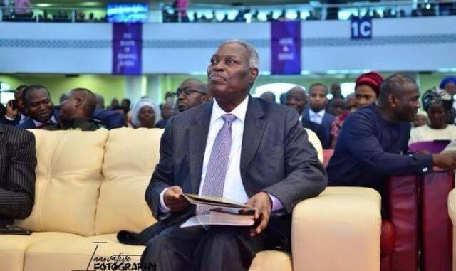 See Throwback Photos of Pastor Kumuyi from 1975 as he Clocks 80