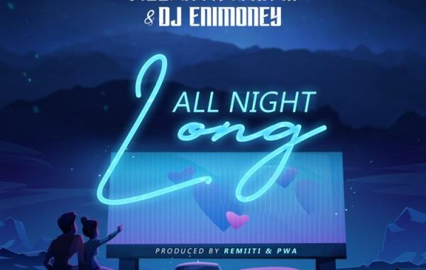 Bizzonthetrack – All Night Long ft Enimoney