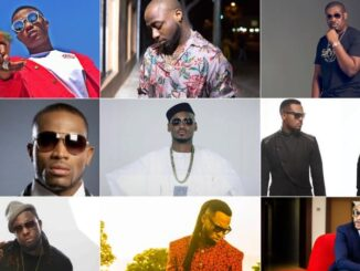 Top Artistes in Nigeria and Africa