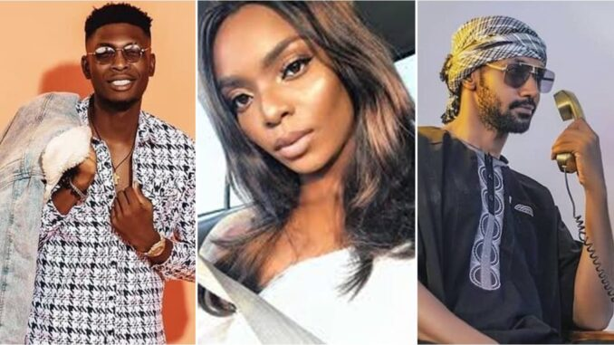 """BBNaija: """"I have noticed that Sammie is romantically interested in me"""" – Peace tells Yusef"""
