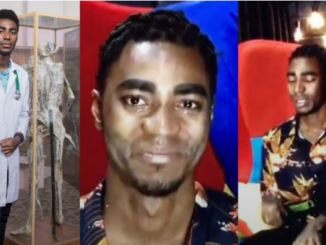 #BBnaija: Watch The Moment Yerins breaks down in tears after Biggie asked if his bags are packed (Video)
