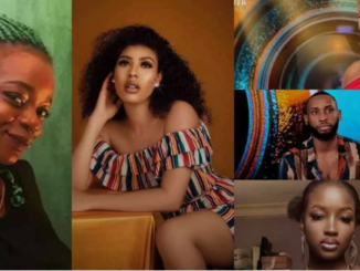 BBNaija: See the 5 housemates up for eviction