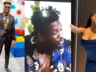 """BBNaija: """"Angel has been through a lot, you can't force relationship on her"""" – Cross speaks (Video)"""