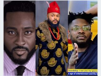 """#BBNaija: """"I believe WhiteMoney is faking a lot of things and has too much negative energy"""" – Pere"""