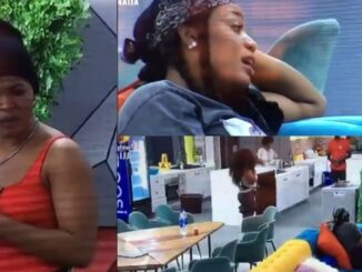 """BBNaija: """"You dey craze?"""" – Liquorose and Beatrice rain insults on each other, accuses Beatrice of gossiping about her (Video)"""