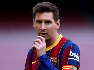 Lionel Messi Leaves Barcelona Officially