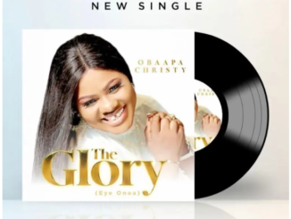 Obaapa Christy – The Glory mp3 download audio free