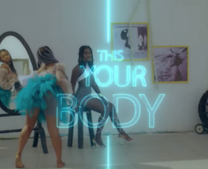 Skales ft Davido – This Your Body Video Mp4 Download