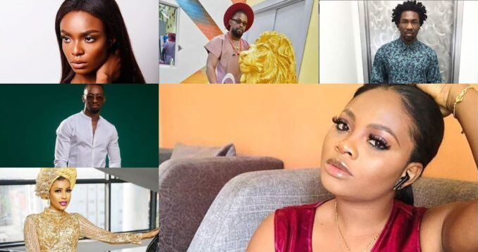 BBnaija 6: Four Housemates Evicted Tonight See how viewers Voted
