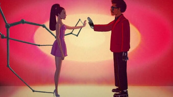 The Weeknd & Ariana Grande – Save Your Tears Remix Mp3 Download